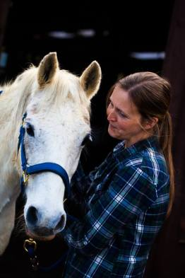 Equine ReWilding Therapy Healing Counselling Learning Paintedhorse George McBurney Juniper Natural Therapies