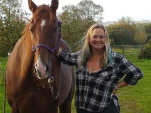 Livvy Adams, Paintedhorse, EFL, EFP, ReWilding, Equine Therapy